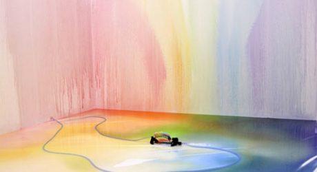 Need A Pick Me Up? Paint A Rainbow