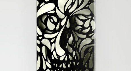Fresh From The Dairy: Skull iPhone Cases