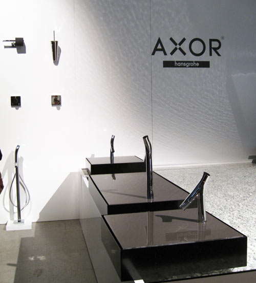 philippe starck and axor launch new faucet collection design milk. Black Bedroom Furniture Sets. Home Design Ideas