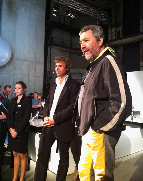 Philippe Starck and Axor Launch New Faucet Collection in technology news events interior design home furnishings  Category
