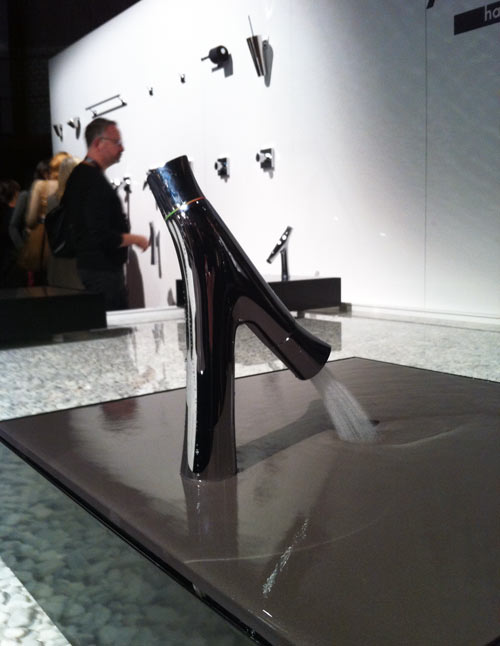 Philippe Starck and Axor Launch New Faucet Collection
