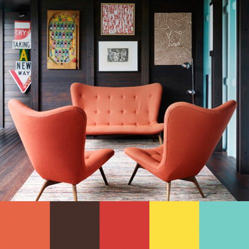 Smooth Palettes: Interior Photography by Toby Scott