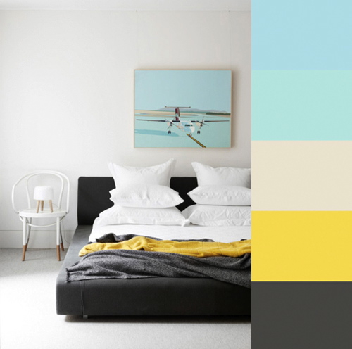 Smooth Palettes: Interior Photography by Toby Scott in main interior design  Category