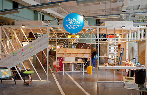 London Design Festival 2012: The Joy of Living