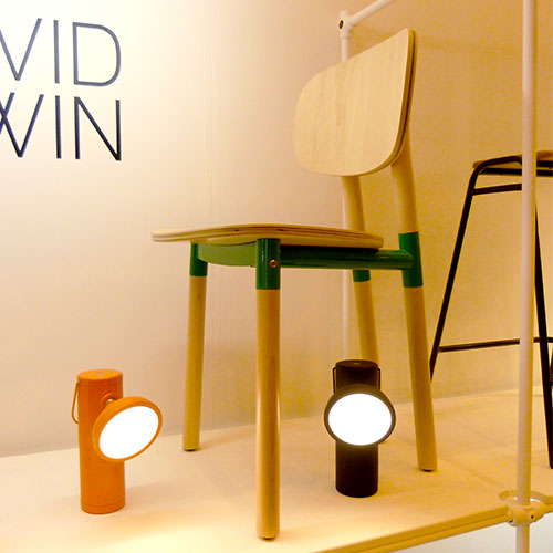 David Irwin M Lamp