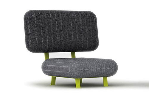 Furniture Inspired by Rocks on a Beach: Isola by Gumdesign in main home furnishings  Category