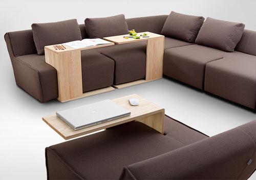 Modular Furniture You Can Arrange The Way You Want: Hocky by Marcin Wielgosz