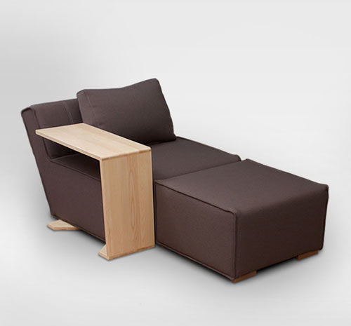 Modular Furniture You Can Arrange The Way You Want: Hocky by Marcin Wielgosz in main home furnishings  Category