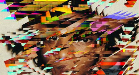 Digitally Distorted Portraits by Jack Addis