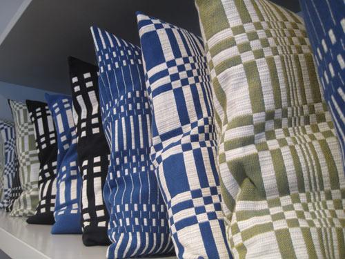 Graphic Textiles by Johanna Gullichsen