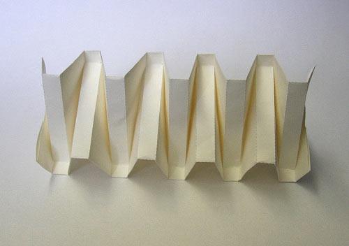 3d Origami By Jun Mitani Design Milk