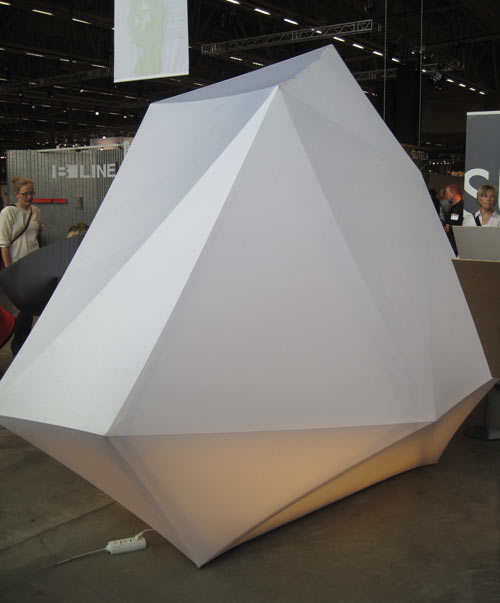 LYHTY Lighted Indoor/Outdoor Tent by Erkko Aarti