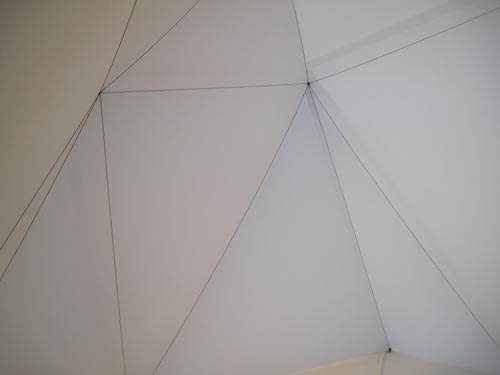 LYHTY Lighted Indoor/Outdoor Tent by Erkko Aarti in home furnishings art architecture  Category