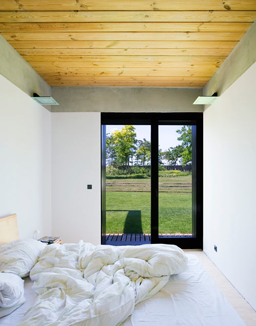 Modular Modern Farmhouse by Budapesti Muhely in main architecture  Category