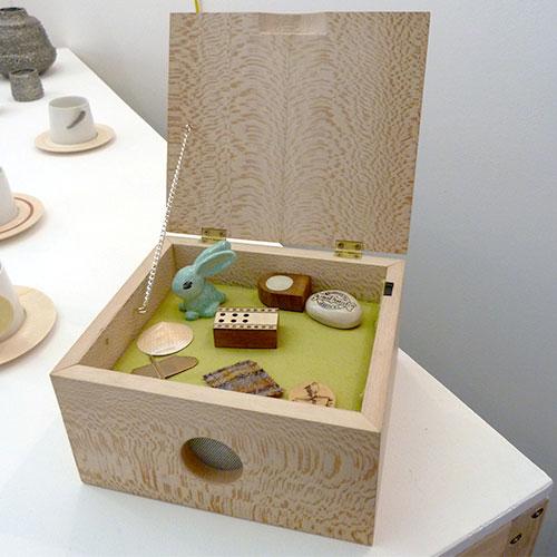 Music Memory Box Chloe Meineck