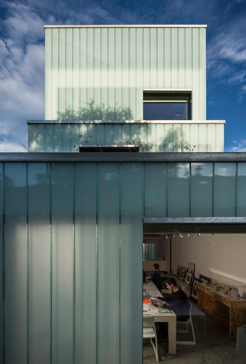 Slip House by Carl Turner Architects in main architecture  Category