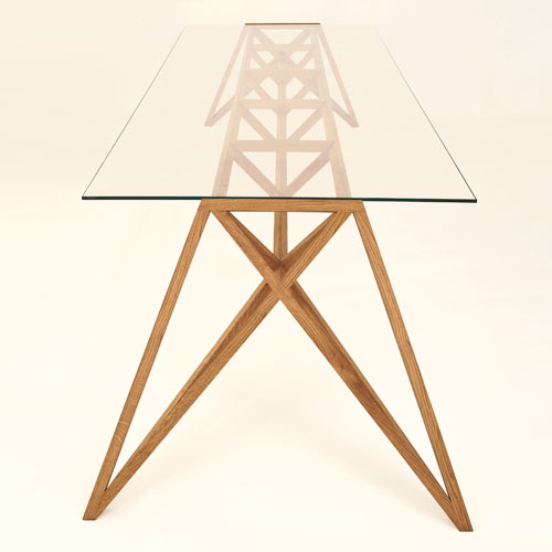 Ponte Table by Strala