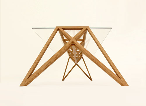 Ponte Table by Strala in main home furnishings  Category