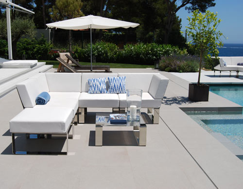Modern Outdoor Patio Furniture Nautico by Ubica