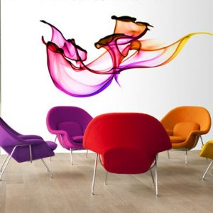 Wallflower Photographic Wall Decals