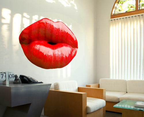 Wallflower Photographic Wall Decals in main interior design home furnishings art  Category