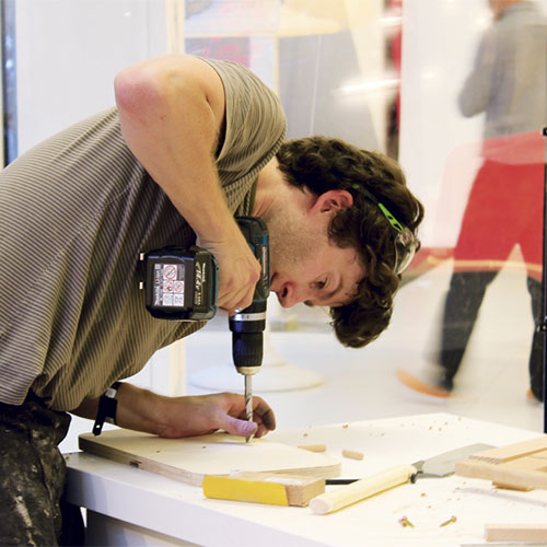 X3 workshop Sam Weller