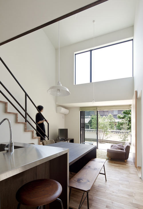 niu House by Yoshihiro Yamamoto Architect Atelier in main architecture  Category