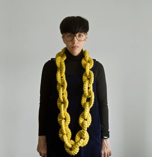Yokoos Chunky Crochet Pieces: Revisited in style fashion  Category