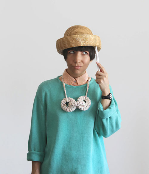 Yokoos Chunky Crochet Pieces: Revisited in style fashion main  Category
