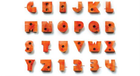 Birdhouse Typography by Nishant Jethi