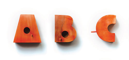 Birdhouse Typography by Nishant Jethi in main art  Category