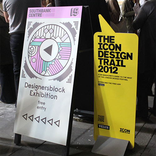 London Design Festival 2012: designersblock Highlights in news events home furnishings  Category