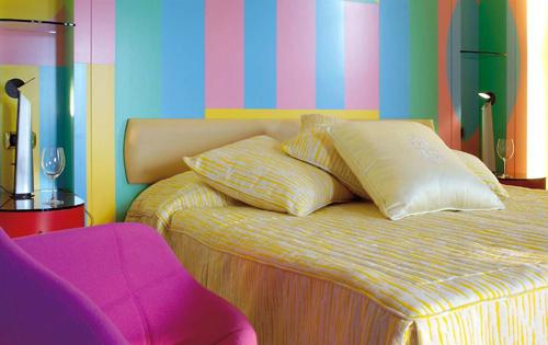 Byblos Art Hotel in main interior design art  Category