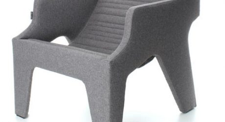Angular Furniture from Poland by Melounge Studio