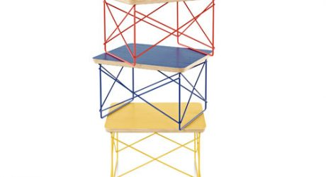 Eames LTR Special Edition by Herman Miller Celebrates Ray Eames