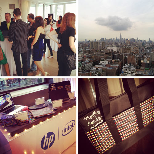 The HP Designer Matchup Challenge: New York Fashion Week Reveal in technology style fashion sponsor main  Category