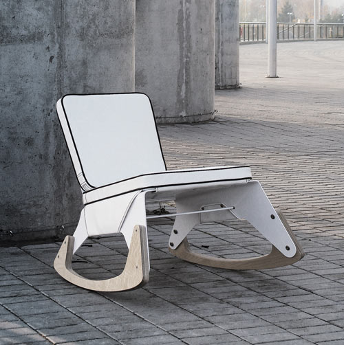 Angular Furniture from Poland by Melounge Studio in home furnishings  Category