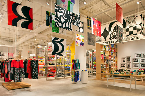 Design Milk LIVE at the Marimekko NYC Flagship Store!