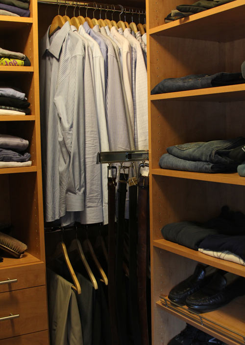Everything in its Place with Closet Organizer Systems by Closet Factory in sponsor news events interior design  Category