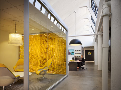 Mikes Hard Lemonade Office Interiors by Eastlake Studio