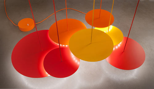 Nymphéa Hanging Lights by Vaulot&Dyèvre in main home furnishings art  Category
