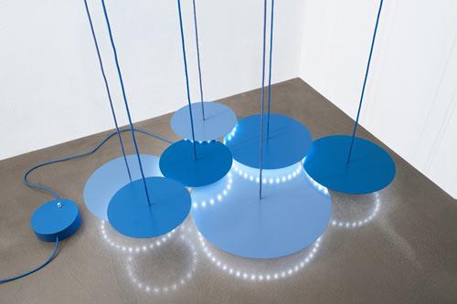 Nymphéa Hanging Lights by Vaulot&Dyèvre