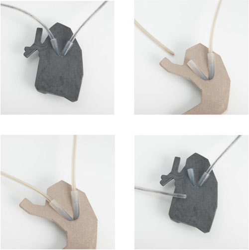 Organ Shaped Concrete Necklaces by IVANKA in style fashion main  Category