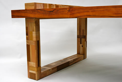Piecing Together Furniture Like Building Blocks: Sam Scott in news events home furnishings  Category