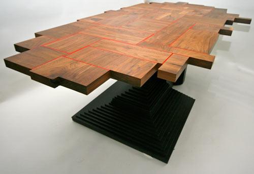 Beau What: Pieces Together: Carol McNicoll Ceramics Sam Scott Furniture