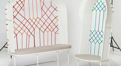 Window Chair and Couch by Mars Designstudio