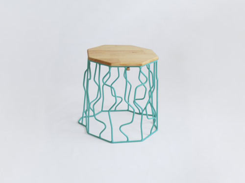 Wired Stump Outdoor Furniture by Peter Jakubik in main home furnishings  Category