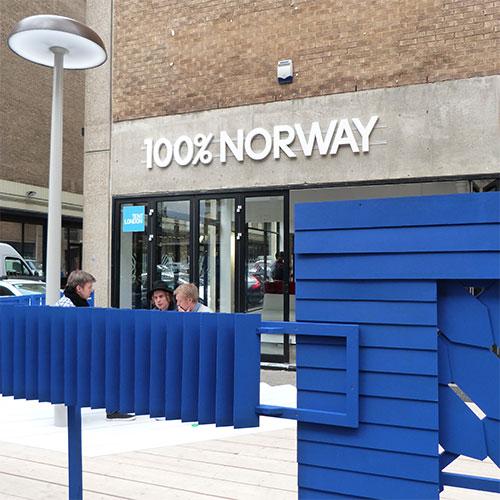 London Design Festival 2012: 100% Norway