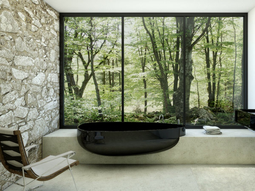 Amazing Bathroom Designs bathroom ideas: 12 tubs with amazing views - design milk