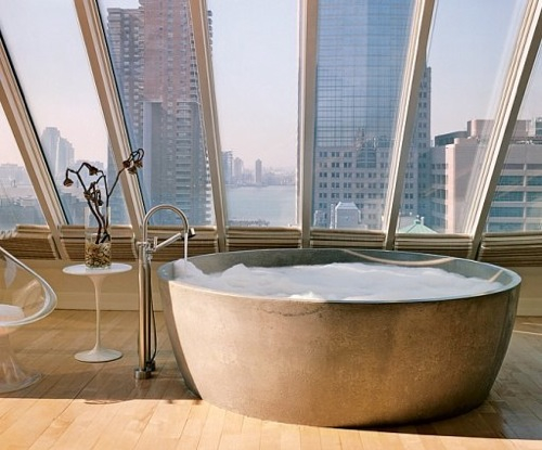 Bathroom Ideas: 12 Tubs with Amazing Views in main interior design  Category